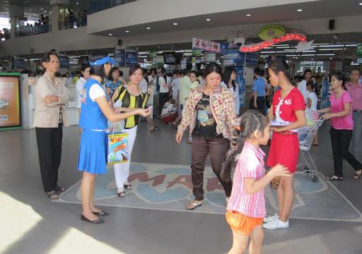 Công ty tổ chức sự kiện sampling chuyên nghiệp tại Lai Châu