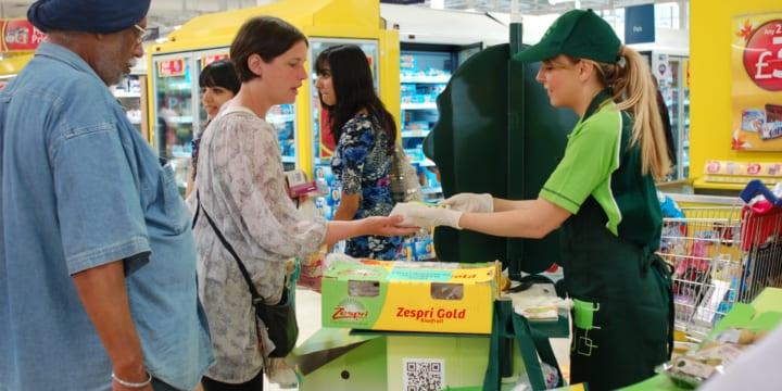 Công ty tổ chức sự kiện sampling chuyên nghiệp tại Tuyên Quang