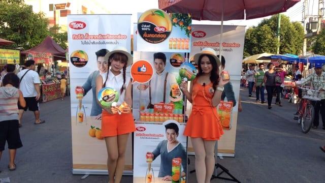 Công ty tổ chức sự kiện sampling chuyên nghiệp tại Yên Bái