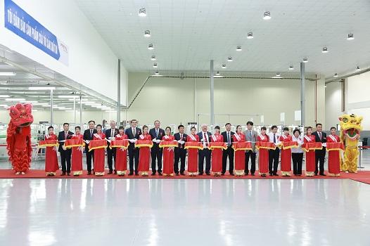 Công ty tổ chức lễ khánh thành giá rẻ tại Hải Dương | Lễ khánh thành nhà máy Prettl Việt Nam