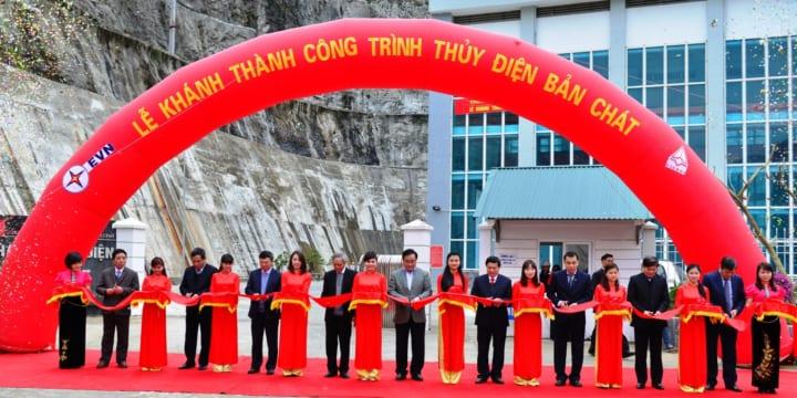 Công ty tổ chức lễ khánh thành tại Lai Châu | Lễ khánh thành Công trình thủy điện Bản Chát