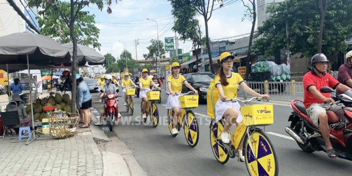 Công ty tổ chức roadshow giá rẻ tại Thái Nguyên