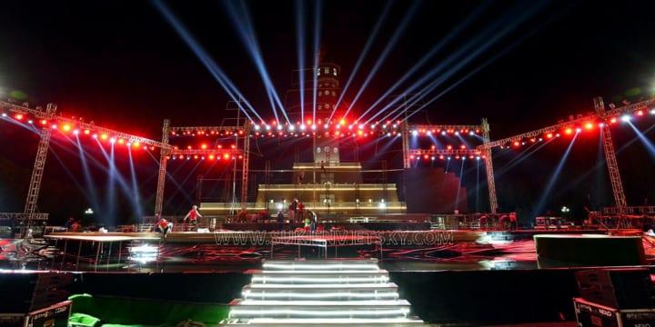 Sân khấu | Cho sân khấu giá rẻ tại Điện Biên