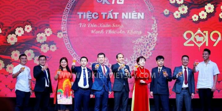 Công ty tổ chức tiệc tất niên giá rẻ tại Thái Nguyên