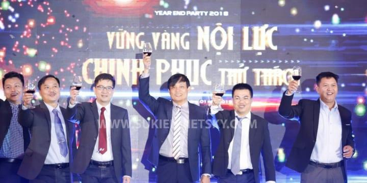 Tất niên I công ty tổ chức tiệc tất niên giá rẻ tại Thái Nguyên