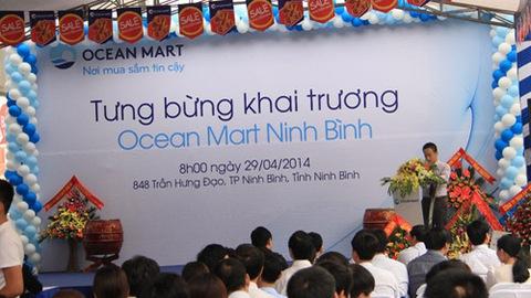Công ty tổ chức lễ khai trương tại Ninh Bình | Tổ Chức Lễ Khai Trương Ocean Mart Tại Ninh Bình