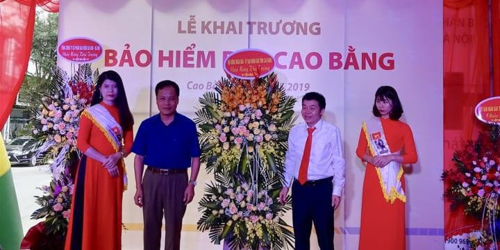 Công ty tổ chức lễ khai trương tại Cao Bằng | BSH tổ chức lễ khai trương TTKD Cao Bằng