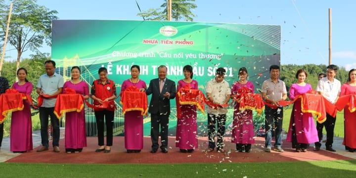 Công ty tổ chức lễ khánh thành tại Hà Giang |  Lễ khánh thành cầu Bản Nhiệt