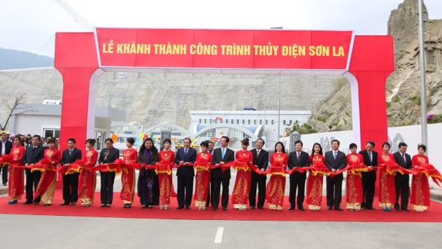 Công ty tổ chức lễ khánh thành tại Sơn La | Lễ Khánh thành Công trình Thủy điện Sơn La